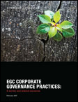 Getting the Measure of EGC Corporate Governance Practices