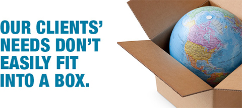 Our Clients' Needs Don't Easily Fit Into a Box
