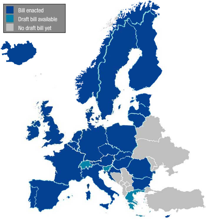 GDPR Countries