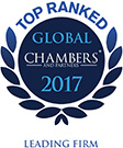Top Ranked Practice - Chambers Global 2017