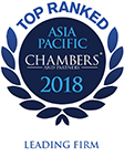 2018 Asia Pacific Badge
