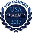 Top Ranked - Chambers USA 2017