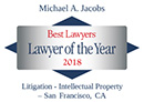 Michael Jacobs Best Lawyers Lawyer of the Year