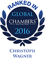 Chambers Global Ranked - Christoph Wagner