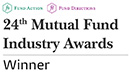 24th Mutual Fund Industry Awards - Winner